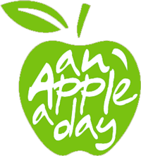 Logotipo An Apple a Day